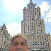 """<p class=""""caption"""">Das Radisson Royal Hotel ist eines der FIFA-Hotels in Moskau. privat</p>"""