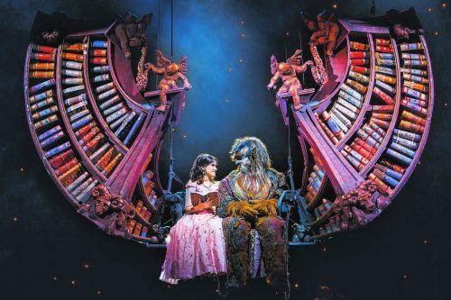 Das romantische Disney Musical kommt im November nach Bregenz. stefan malzkorn