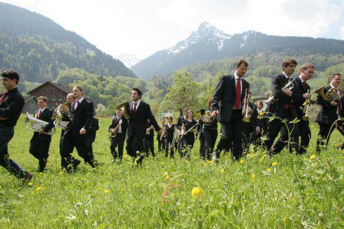 Große Aufgabe für das Sinfonische Blasorchester Vorarlberg, das im nächsten Jahr einen internationalen Wettbewerb für Jugendorchester verantwortet. SBV