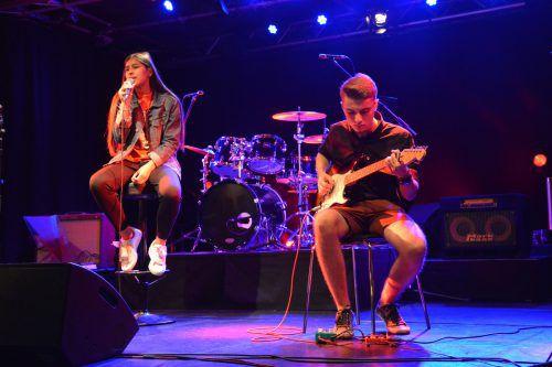 Das Singer/Songwriter-Duo Alice Purtscher und Jakob Tschavoll erhielt einen 1. Preis und nimmt am Bundeswettbewerb teil. Tedesco