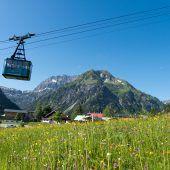 Zwei Kleinwalsertaler Bergbahnen gehören zu den besten Österreichs