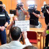 Lebenslang für IS-Sympathisanten nach Doppelmord in Linz