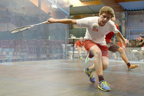 Emanuel Schöpf fixierte nach Gold im U21-Team in einem Herzschlagfinale den WM-Titel von Österreich in der Eliteklasse.Verband