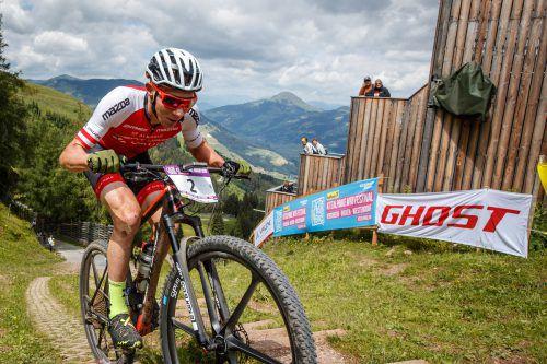 Der Dornbirner Daniel Geismayr (Centurion Vaude) konnte bei der Marathon-Staatsmeisterschaft im Rahmen des Kitz Alp Bike Festivals seinen Titel verteidigen.Veranstalter