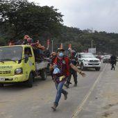 Vulkan in Guatemala kommt nicht zur Ruhe