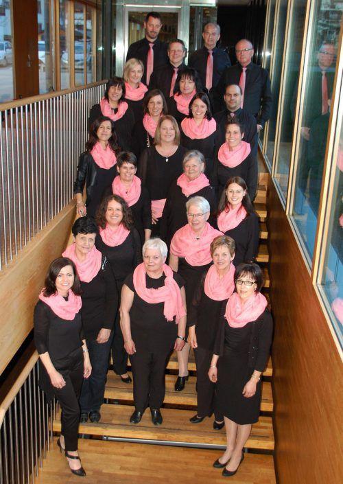 Der Kirchenchor in Übersaxen feiert sein 70-jähriges Bestehen. Verein
