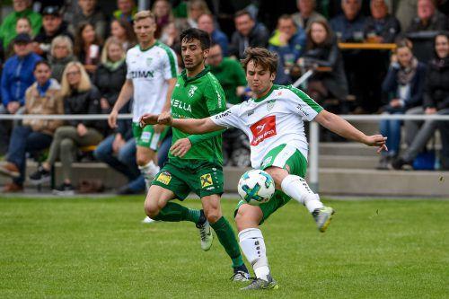 Der letzte Spieltag im Vorarlberger Unterhaus verspricht viel Action und Spannung.vn