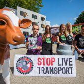 Transporte im Fokus von Aktivisten und Politik