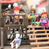 Graf Hugos Stadt in Playmobil
