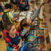 Vorarlbergs größtes Lesefest  mit buntem Programm