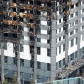Großbrand in Grenfell Tower: Baumängel