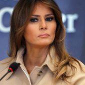 Melania Trump gegen Familientrennungen
