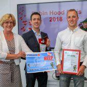 HAK gewinnt Robin-Hood-Preis