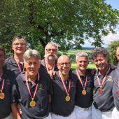 Dritter Aufstieg in Folge für die Rankweiler Golfer