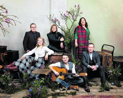 Die Kelly Familiy feiert ihr Comeback auch beim Dornbirner Open Air. helen sobiralski
