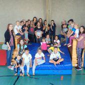 Götzner Kindergarten trifft MS Lustenau