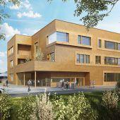 ÖBB-Lehrwerkstätte in Bludenz auf Schiene