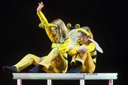 Die Schultheatertage im Kulturhaus finden zum 32. Mal statt. VN/Steurer