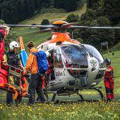 Bergrettung braucht mehr Hilfe aus der Luft