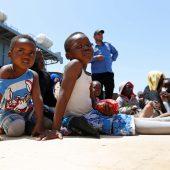 Flüchtlingstragödie vor libyscher Küste