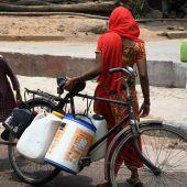 Millionen Inder leiden unter Wassermangel