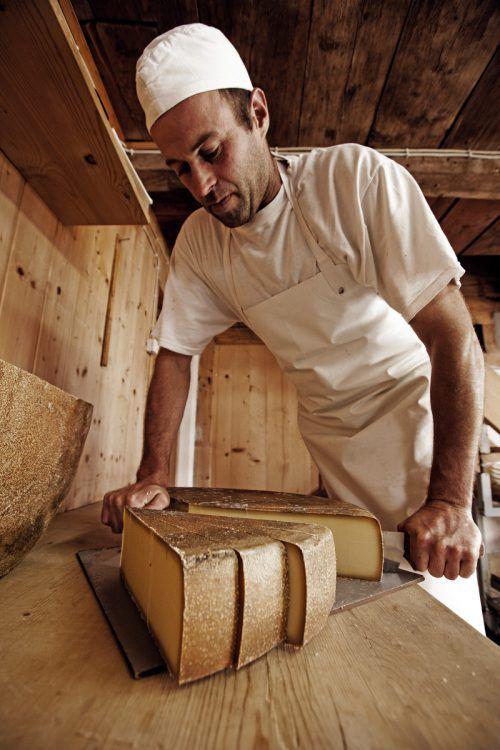 Ein Abend rund um den Käse wird in Eichenberg geboten. Rupp