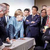 Trump stürzt G7 in die Krise