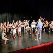 Schlusskonzert der Wälder Musikschule
