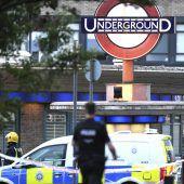 Explosion löst Panik in U-Bahn-Station aus