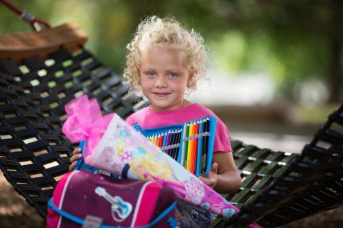 Ein neuer Lebensabschnitt mit vielen Erfahrungen und spannenden Eindrücken wartet auf die Kinder. Christiane Sturmer