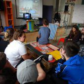 Letzte Vorbereitungen für Jugendaustausch