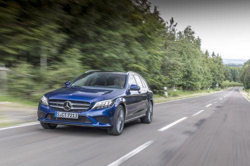 Erste VN-Testfahrten: Mercedes hat die C-Klasse gründlich aufgewertet. Der Variantenreichtum ist geblieben.Werk
