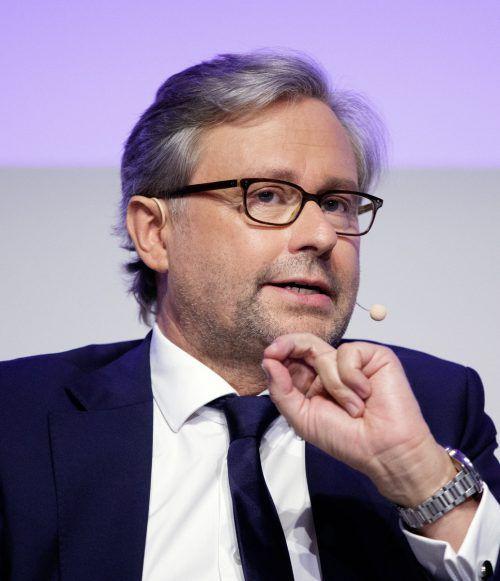 Es handle sich um einen Entwurf, der noch diskutiert werde, sagte der ORF-Chef. APA