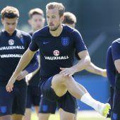 England und Belgien vor skurrilem Duell