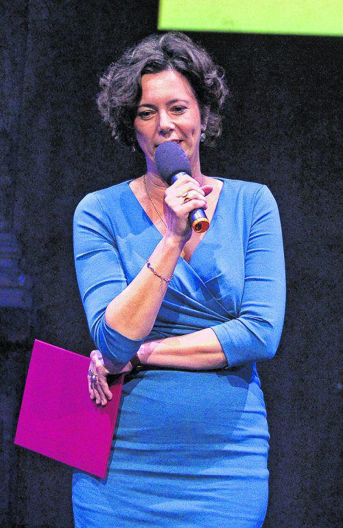 Eva Menasse erhielt im letzten Jahr den Österreichischen Buchpreis. APA