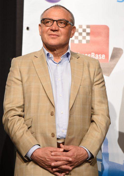 Felix Magath: Abwärtstrend im Klubfußball und bei der Nationalmannschaft.gepa