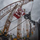 Grünzone in Nenzing unter Druck: Firmen Liebherr und Hydro wollen erweitern. A4
