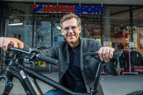 Mathias Boenke ist ab 1. Juni bei New Balance für Europa verantwortlich. VN/Steurer