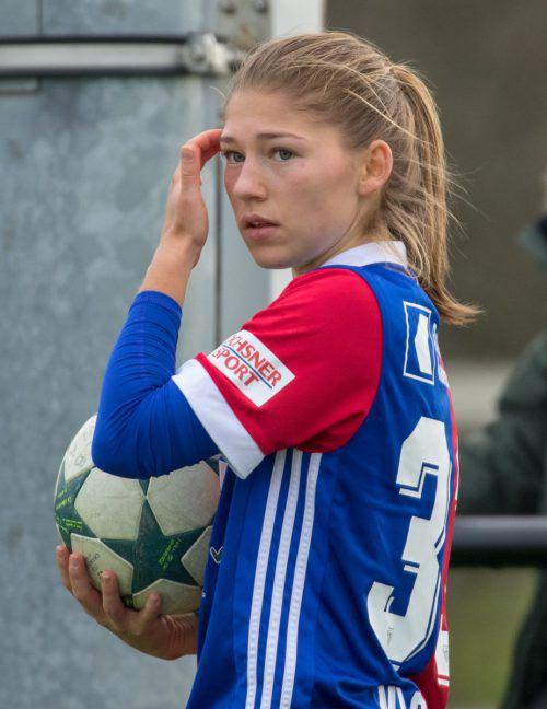 Sarah Klotz und ihre Basler Kolleginnen unterlagen in Zürich mit 0:1. Hepberger