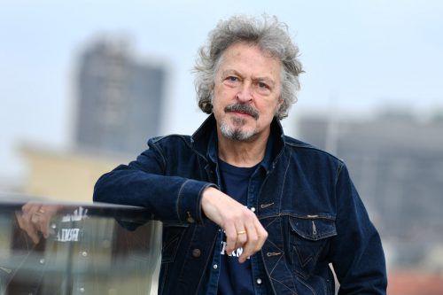 "Wolfgang Niedecken, Sänger der Kölner Band ""BAP"" feiert runden Geburtstag. dpa"