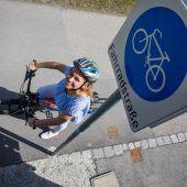 Die Vorarlberger sind E-Bikefahrer. 25.000 solcher Gefährte gibt es schon. A6