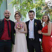 Hochzeiten. Wir haben uns getraut