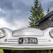 70 Jahre Porsche: die Abnahmefahrt