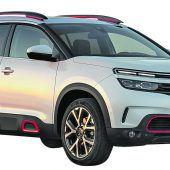 Neues SUV von Citroën