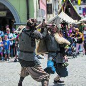 Mittelalter hautnah