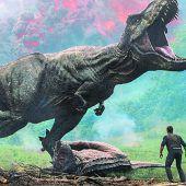 25 Jahre nach Jurassic Park findet der Dino-Klassiker seine fünfte Fortsetzung. D5