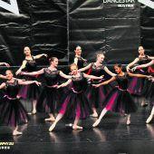 Zweimal Silber für die Dance Academy