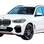 BMW X5 gründlich erneuert