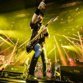 Volbeat begeisterten 8000 Rock-Fans