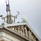 Ein Adler über Wien